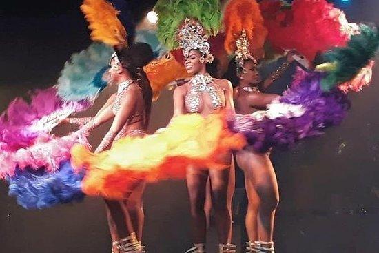 Ginga Tropical - Spettacolo di samba