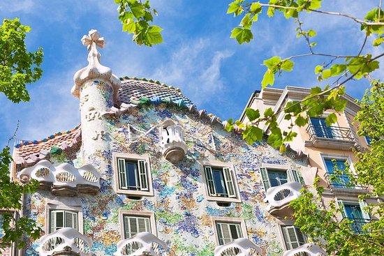 Billet d'entrée pour la Casa Batlló...