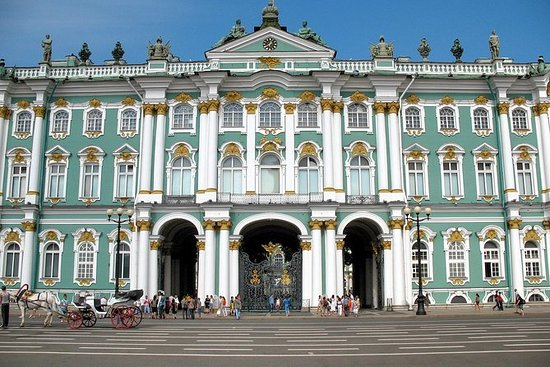 Skip the Line: State Hermitage Museum...