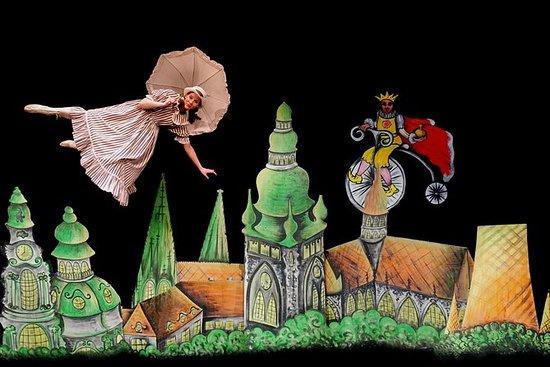 愛麗絲的方面 - 黑光劇院Ta Fantastika布拉格