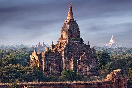 UNESCOs verdensarv Bagan og båttur...