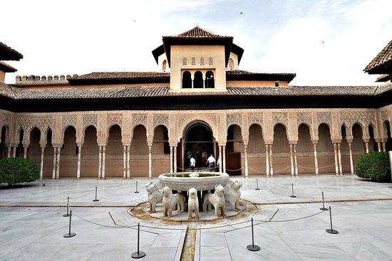 Entrada para la Alhambra con...
