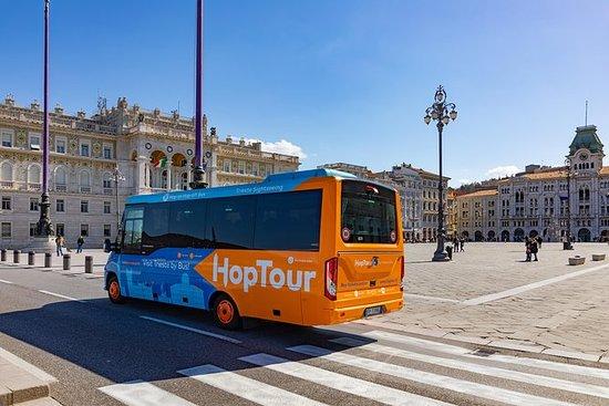 Recorrido en autobús de Trieste con...
