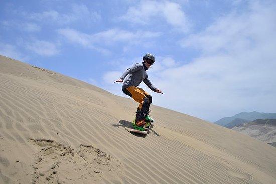 Sandboarding et Off Road à Lima