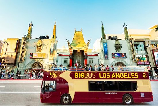 Big Bus Los Angeles - Hop-on Hop-off...