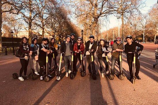 Tour de Londres en scooter électrique