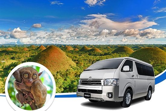 Bohol Tour Hyr en Van - Bohol Day Tour
