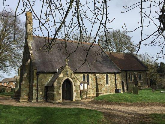 St Martin's Church, Scamblesby
