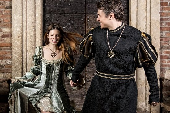 Romeu e Julieta: o show itinerante