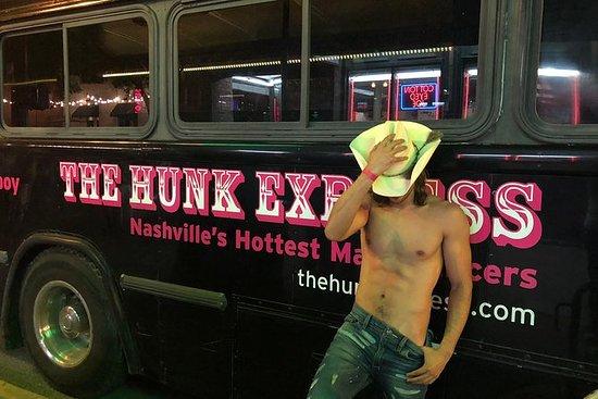 Passeio no Hunk Express