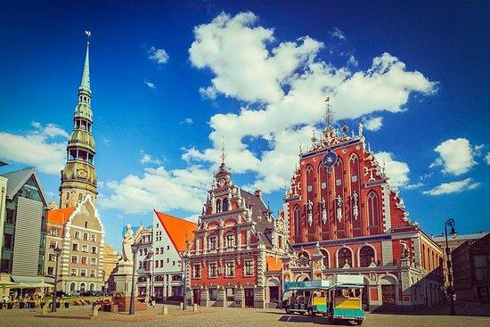 Bus turistico di Riga-Tallinn