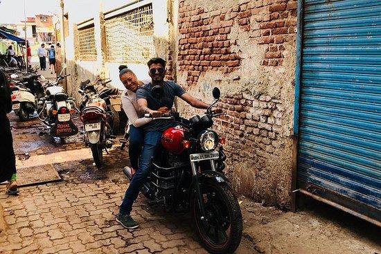Visites guidées à moto à Mumbai