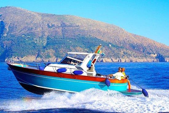 SEMI - PRIVATE TOUR: Oppdag Positano og...