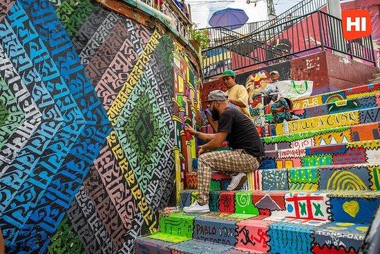 Gira de arte callejero