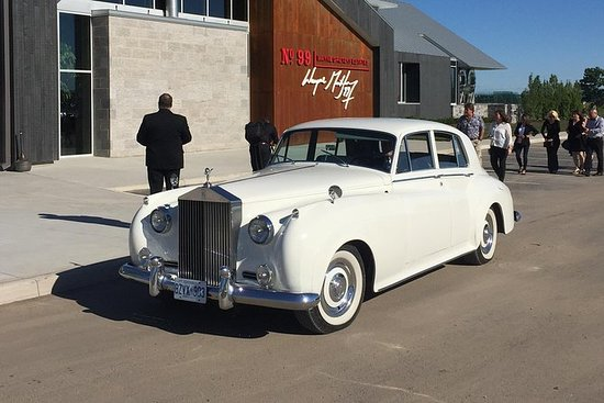 Grand Winery Tour - Rolls Royce - Le Niagara sur le lac