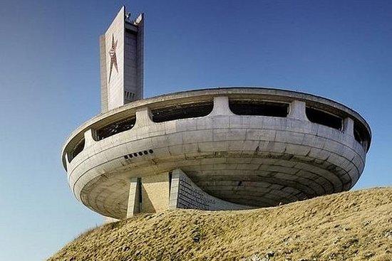 Monument communiste Buzludzha et...