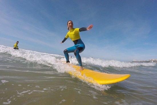SEMAINE WEEK SURF 5 leksjoner
