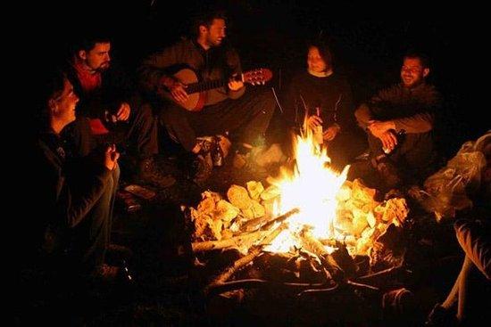 Expérience d'aventure de camping de...