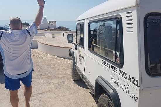 Jeep til Benagil Tour
