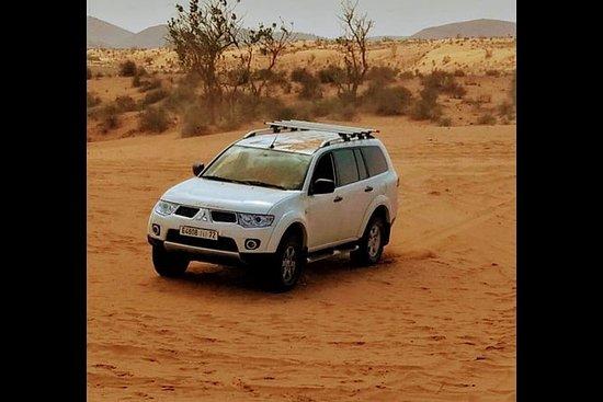 小撒哈拉沙漠之旅与午餐