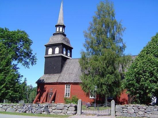 Aneby, Sverige: Vireda Kyrka i Vireda