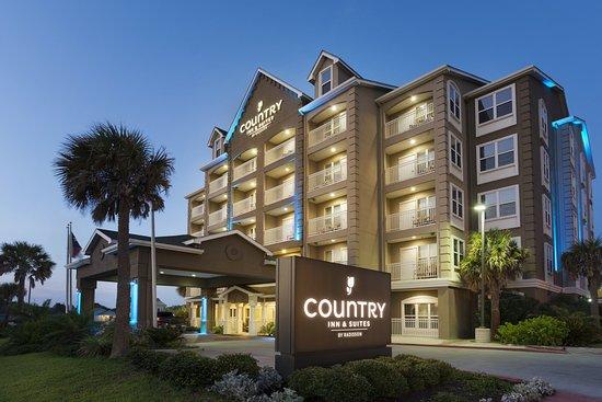 Country Inn & Suites by Radisson, Galveston Beach, TX Hotel