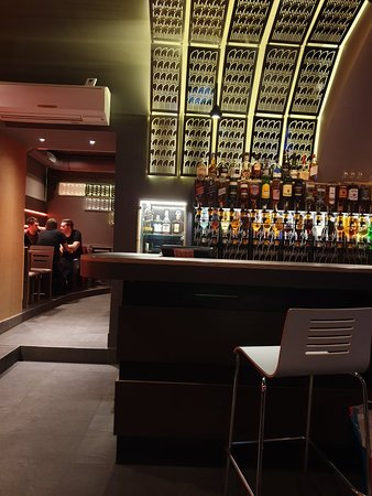 Bar in New Town