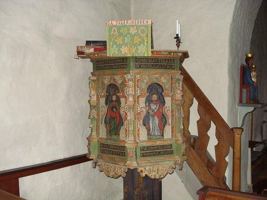Gamla Hjälmseryd kyrka