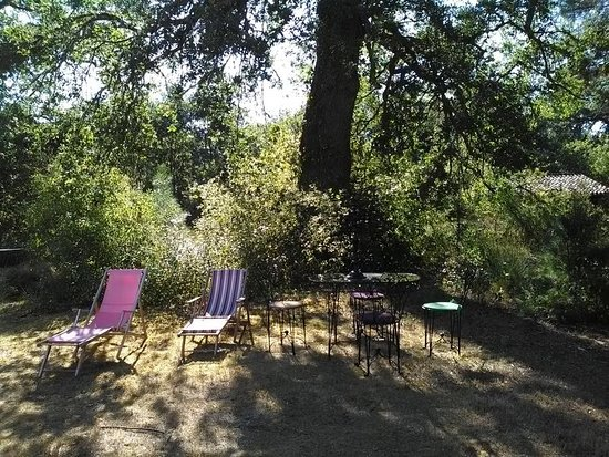 Callen, ฝรั่งเศส: une partie du parc