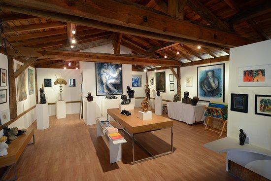 Callen, ฝรั่งเศส: la galerie