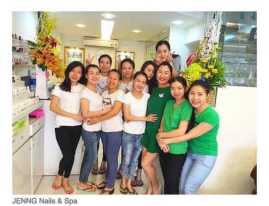 Jenng Nails & Spa
