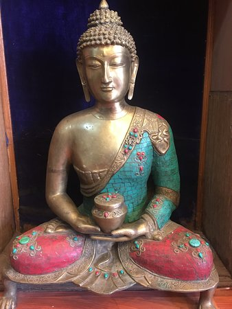 Buddha at my home now