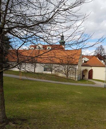 Monastery Garden Marketska: Monastery and brewpub