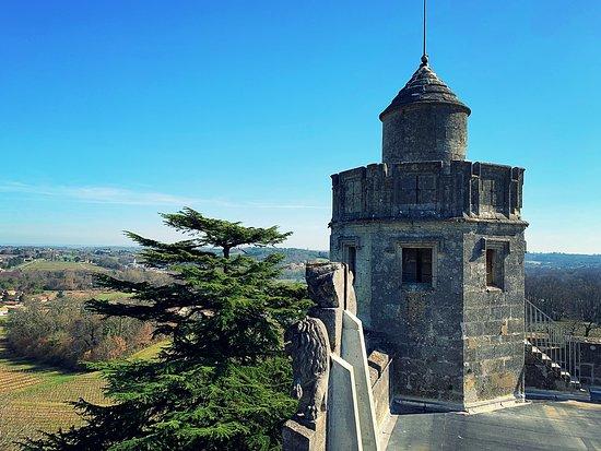 Chateau de Camarsac