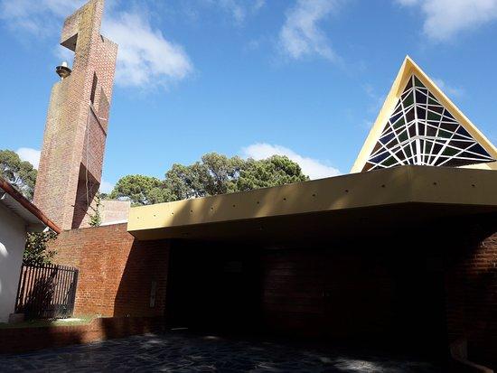 San Bernardo del Tuyu, Argentina: Fachada del Templo San Bernardo
