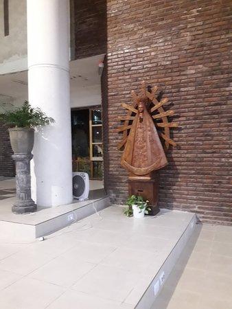 San Bernardo del Tuyu, Argentyna: Interior del Templo