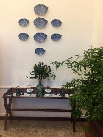 Blue Porcelain Decor