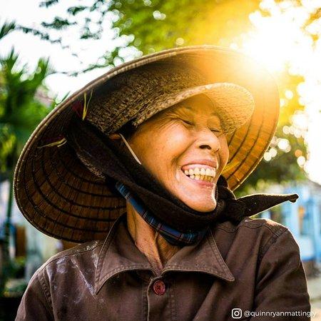 Провинция Намдинь, Вьетнам: Vietnamese farmer