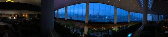 View from the lobby!