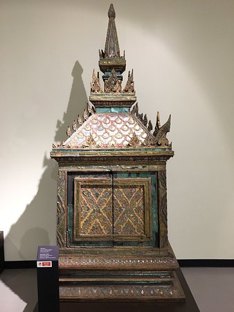 Chiang Mai National Museum Picture