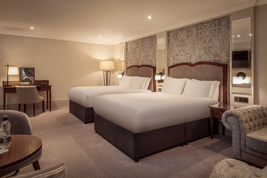 Doubletree by Hilton Harrogate Majestic Hotel and Spa: Deluxe King King bedroom