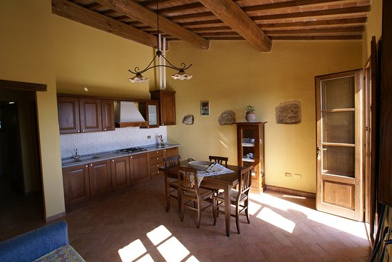 Montelopio, Italien: Sala/Cucina