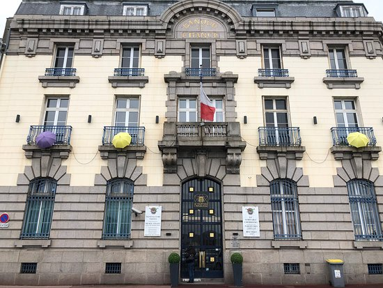 Manufacture des Parapluies de Cherbourg