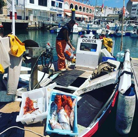 El mejor producto de nuestras barcas y viviros