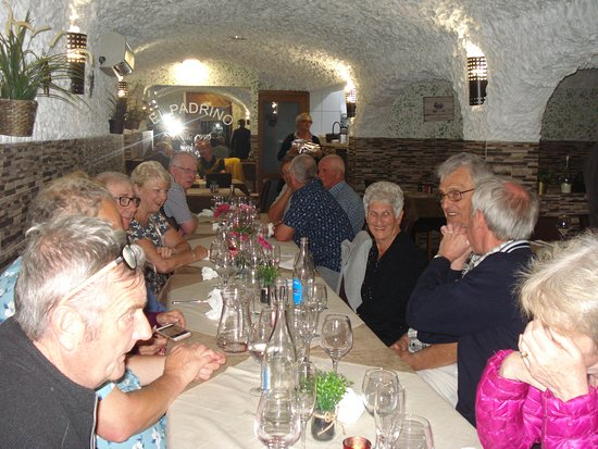 You are always guaranteed and warm welcome at El Padrino. Nothing is too much trouble and the food is always super. Thank you for hosting Janet & Alan Garside's Golden Wedding Anniversary meal and celebration on 22 March