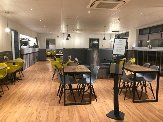 Whitehouse Restaurant: Our fantastic new refurbished restaurant interior