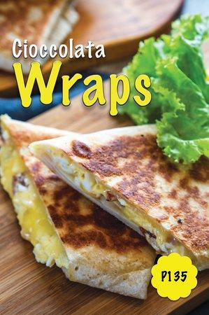 Metro Manila, Φιλιππίνες: Ham and Cheese Wrap
