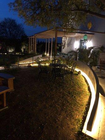 Night View @ Reception