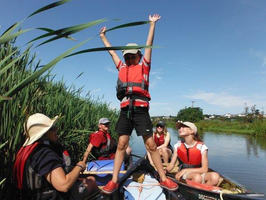 The Bude Canoe Experience: Bude Canoe Experience