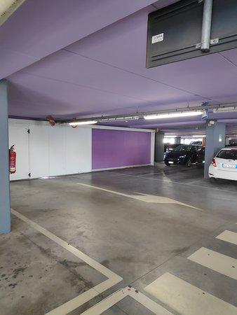Nuovo Parcheggio Stazione Bologna